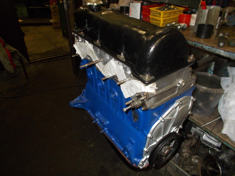 Капиталка двигателя ваз 2106